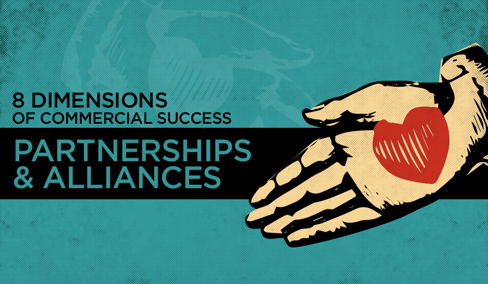 Strategic Partnerships in Healthcare Innovation
