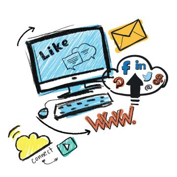 specialty pharmacy marketing social media