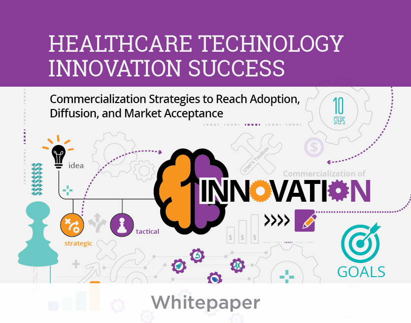 Healthcare Innovation whitepaper resource image