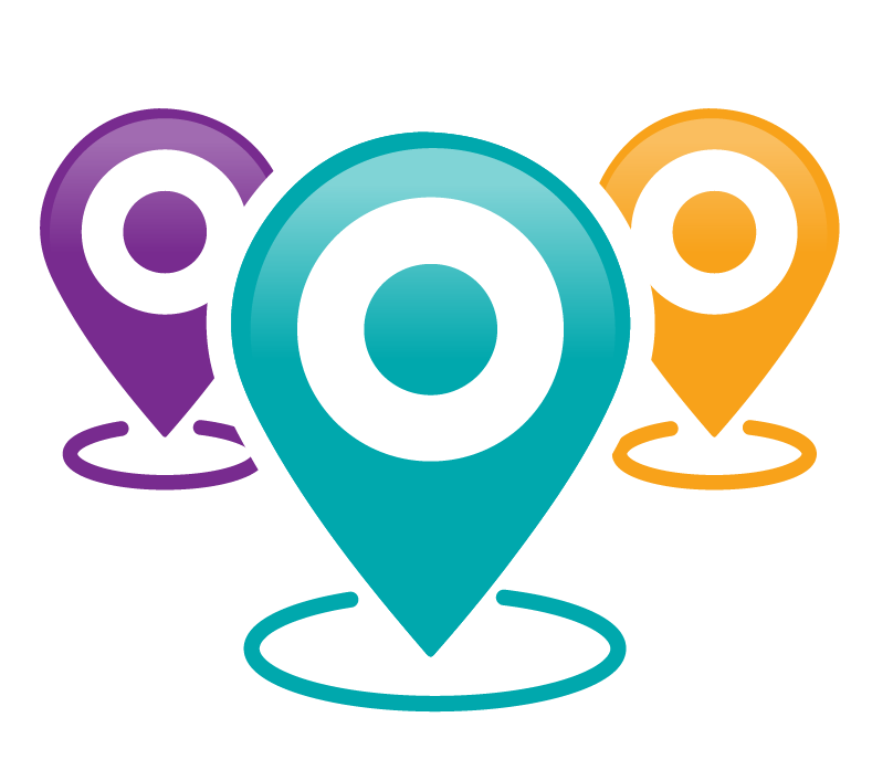 Services and strategy icon-Positioning